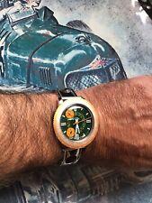 Vintage Men's Chronograph - Vintage 1960s GLOBA SPORT Telemeter - Drivers Watch