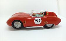 OSCA 750 Hermanos Rodriguez 24 H Le Mans 1959, E 1/32 en resina para slot
