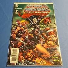He-Man and the Masters of the Universe #1 VF-NM DC Comics Uncertified