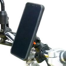 Motorcycle Handlebar Mount & TiGRA FITCLIC Neo Lite Case for Huawei P20 PRO
