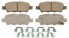 Advance PD1288 Disc Brake Pad - ThermoQuiet, Rear