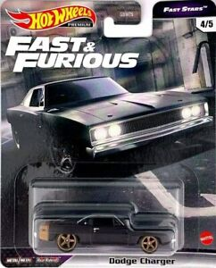 Hot Wheels 2021 Fast & Furious Fast Stars L Case Dodge Charger PRE-ORDER