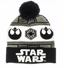 Star Wars 7 Versus Fair Isle Cuff Knit Beanie Cuff Knit Beanie
