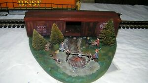 Lionel # 6-24149 Hobo Hotel O Gauge Electric Model Railroad Accessory with Box