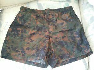 Burberry Prorsum Camouflage Swimming Slim Trunks Men's Size Medium