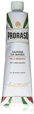 Proraso Shaving Cream, Sensitive, 150ml - White Tube