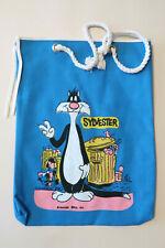 Silvestre Sylvester Sac de Plage Looney Tunes Japon Warner Bros 1972 Etat Neuf