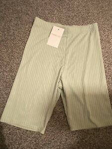 Femme Luxe Greeen Shorts Size 8