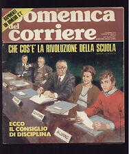 DOMENICA 48/1974 ROMANO GAZZERA CHURCHILL RAFFAELLA CARRA' VILCABAMBA ECUADOR