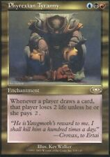 T-Chinese Phyrexian Tyranny ~ Moderately Played Planeshift Foreign UltimateMTG M