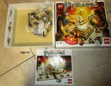 Lego 3843 Ramses Pyramid Games jeux de société complet  boite notice comme neuf