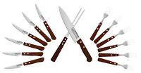 CS-KOCHSYSTEME BRÜHL 14-tlg. Steakbesteck Steakmesser Steakgabel Fleischmesser