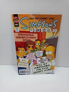 Collectible The Simpsons Comics Issue No 80 Comic Book BONGO Comics Group 2003