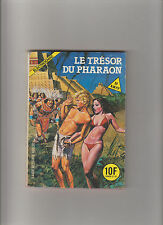PETIT FORMAT - ELVIFRANCE - ELECTROCHOC N°36 - LE TRESOR DU PHARAON -
