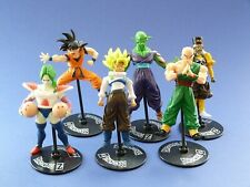 Lot de 6 figurines Dragon Ball Z sur socle - Figurine d'environ 8cm
