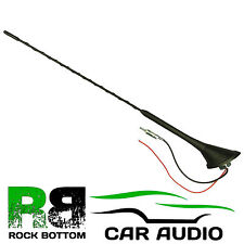 Bee Sting Amplified Roof Mount AM/FM Car Radio Stereo Aerial Antenna RMA868