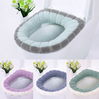 Universal Warm Soft Washable Toilet Seat Cover Mat Closestool Toilet Lid  ZF