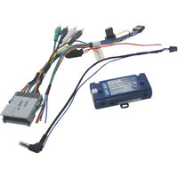 PAC Radio Interface Replacement for General Motor Vehicles, RP4GM11