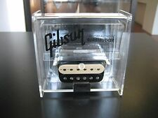 MINT GIBSON BURSTBUCKER TYPE 3 ZEBRA COIL PICKUP