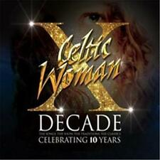 CELTIC WOMAN  DECADE 4 CD DIGIPAK NEW