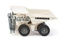 1807 SIKU SUPER LIEBHERR Dump Truck T264 1:87 Kipper Construction Site new