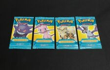 Pokemon Ex Legend Maker Booster Pack! Box Pulled Fresh! 4x Out of Print! SEALED!