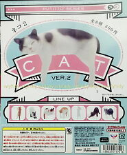 Putitto Neco Cat II Figure + Display Card 8pcs - Kitan Club   , h#4