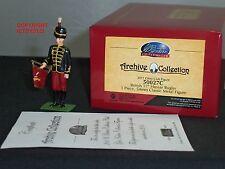Britains 50027c COLLEZIONISTI CLUB BRITISH undicesimo HUSSARS BUGLER giocattolo soldato figura