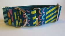 Martingale Collar, 2 inch (5cm) wide for SMALL greyhounds or whippets