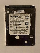 Toshiba 500GB Hard Drive MQ01ACF050