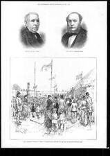 1884 Mrs Gladstone opening Children Playground Horsemonger Lane Jail (103)
