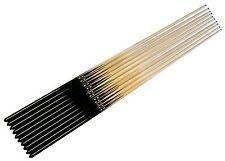 "Lot of 10 -  58"" 1 Piece Hardwood Maple Bar Pool - Billiard House Cue Stick"