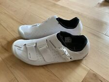 NEW Shimano RP9 Road Shoes - White - Size 45.5