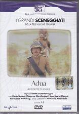 2 Dvd Sceneggiati Rai ADUA con Simoni Archibugi Lattanzi Amendola completa 1981