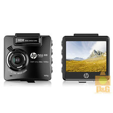 "NEW BOXED HP F555G HD1440P 156 WIDE G-SENSOR GPS 2.31""LCD CAR DVR DASH CAMS"