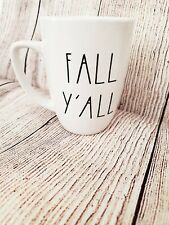 Fall Y'all RaeDunn Handmade decal for mug, picture, canvas, ect.