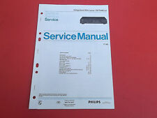 Philips 70FT980 00R Tuner orig. Service Anleitung Manual