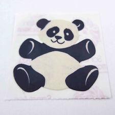 Vintage 1980s 80s Sandylion Sticker Panda Bear Mod Unused
