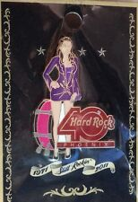 Hard Rock Cafe PHOENIX 2011 Decades of Rock GIRL Series PIN HRC 40th 40 #58873
