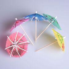 144 Bastoncini da cocktail ombrelloni ombrellone Party a Balze Picks PARTY Supplies