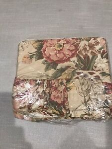 ralph lauren guinevere twin flat floral new in package