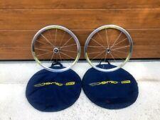 Mavic Cosmic wheelset wheel set 1st generation Shimano freehub bags