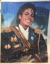 Michael Jackson Magazine LA Weekly Death Tribute 2009 Rare MT King Of Pop 6/3/09