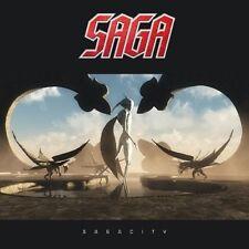 SAGA - SAGACITY  VINYL LP NEU