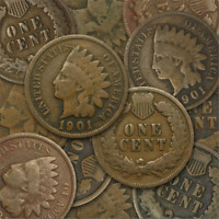 Indian Head Cents (1859-1909) - Choose How Many