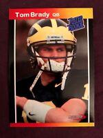 Tom Brady Custom ACEO Oddball Rare Rookie Card