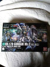 Ban Dai RX-178 Gundam Mk- II Prototype Mobile Suit BNIB