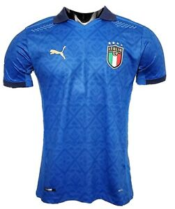 Italy Home Player Version Jersey