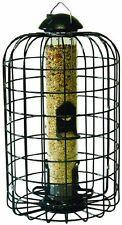 "Stokes Squirrel Proof Bird Feeder w/4Feeding Ports,9.3"",1LB Seed Capacity"