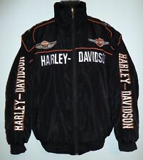 HARLEY DAVIDSON MOTORCYCLES CASUAL JACKET 2XL / 54